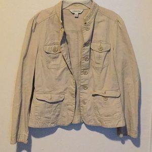 St. John jacket size small